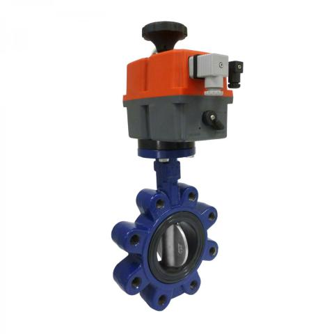 MT industrial valves automatism